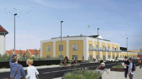 Renovering, ombygning, Astrid fiskeri, Færch og co, Skagen, Nordjylland